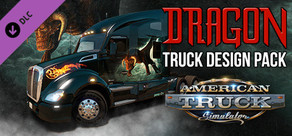 American Truck Simulator - Dragon Truck Design Pack