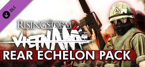 Rising Storm 2: Vietnam - Rear Echelon Cosmetic DLC